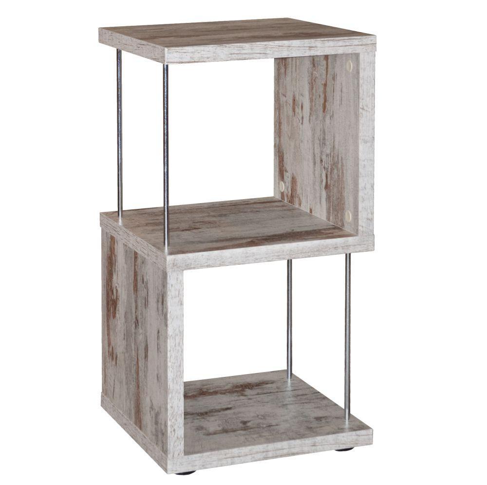 regal b cherregal standregal modern neu eiche antik aufbewahrungsregal ebay. Black Bedroom Furniture Sets. Home Design Ideas