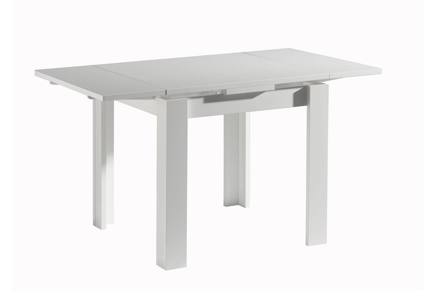 esstisch tisch k chentisch ausziehtisch ausziehbar erweiterbar neu modern ebay. Black Bedroom Furniture Sets. Home Design Ideas