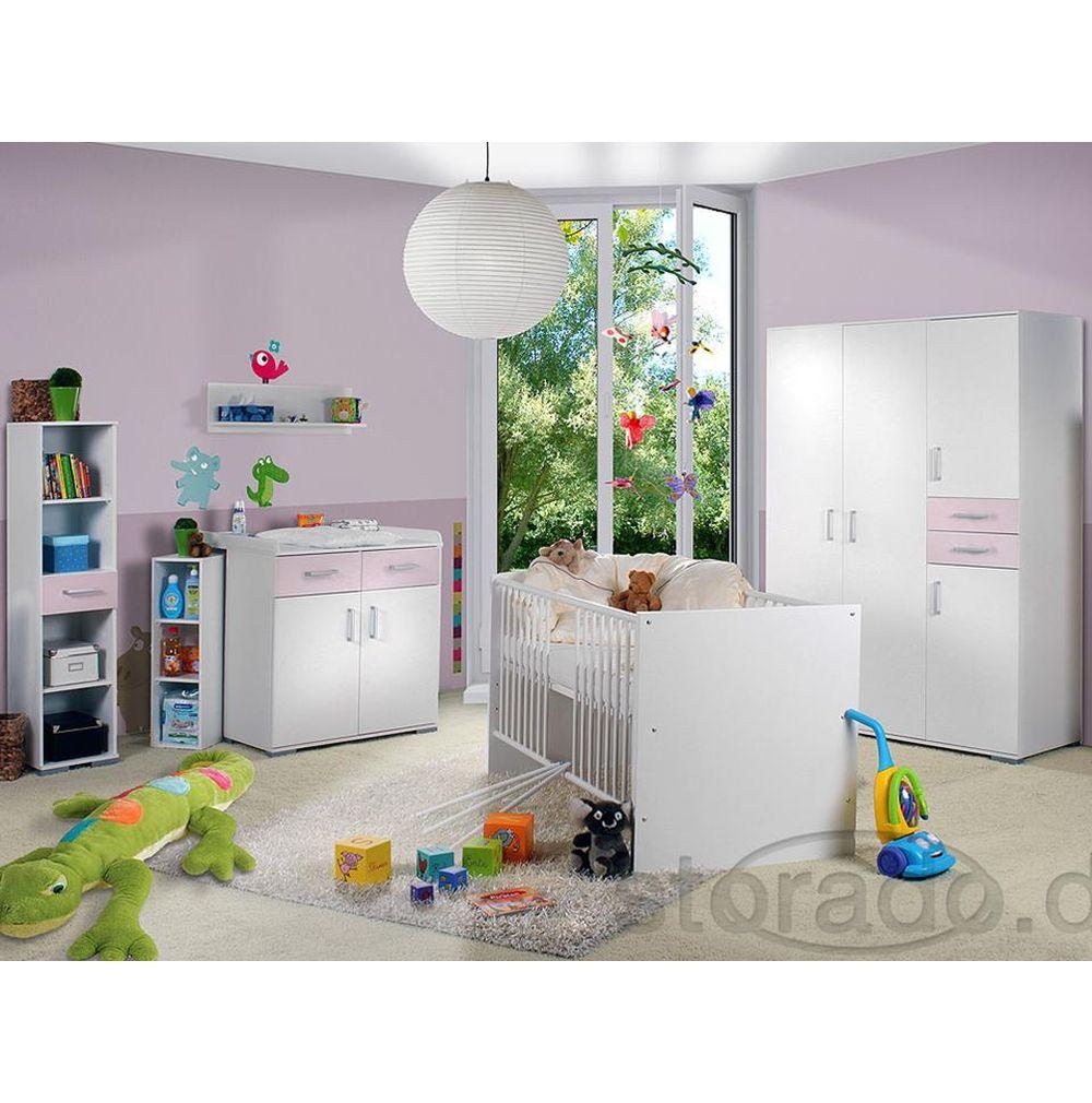 babyzimmer flieder kinderzimmer babym bel umbaukit bett ebay. Black Bedroom Furniture Sets. Home Design Ideas