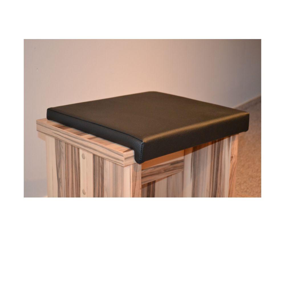 sitzkissen stuhlkissen klemmkissen sitzauflage bankauflage kissen f r bank ebay. Black Bedroom Furniture Sets. Home Design Ideas
